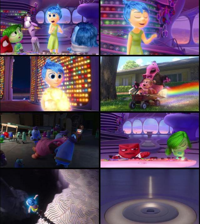 Inside Out 2015 English 720p BluRay