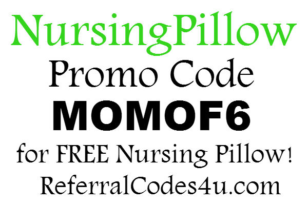 NursingPillow.com Promo Code 2016, Nursing Pillow Coupon FREE: April, May, June, July, August