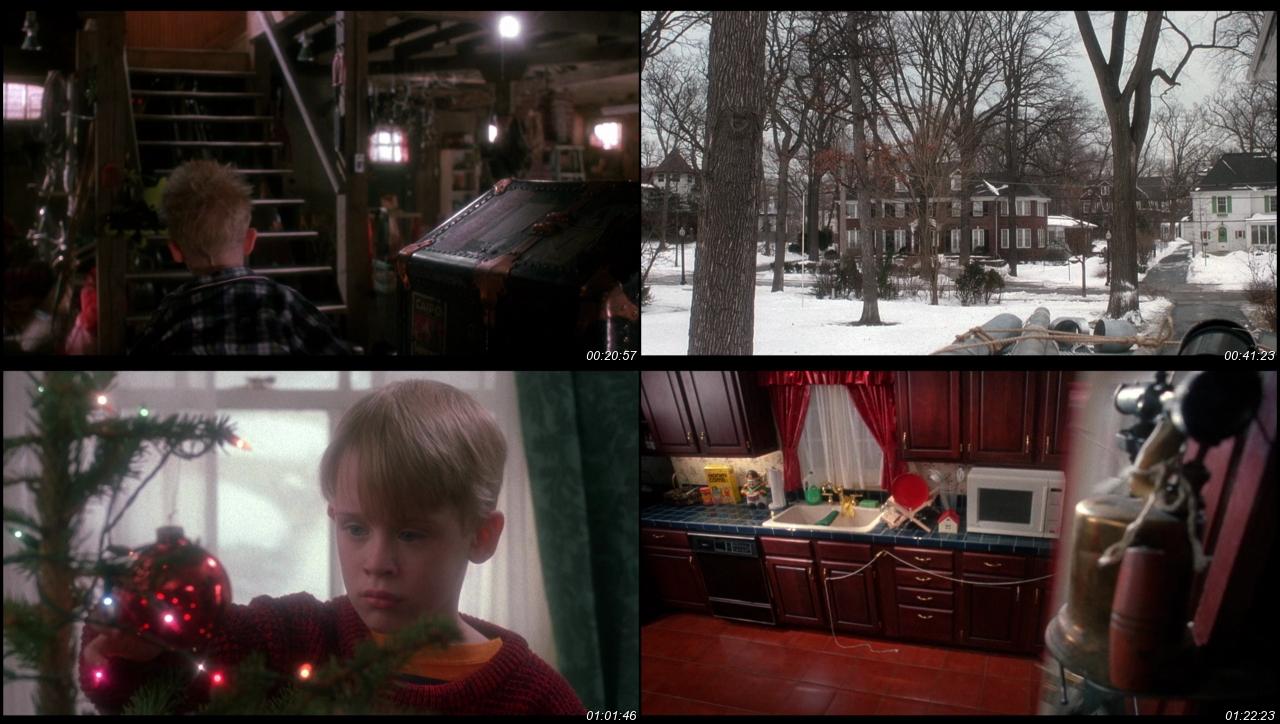 Home Alone 1990