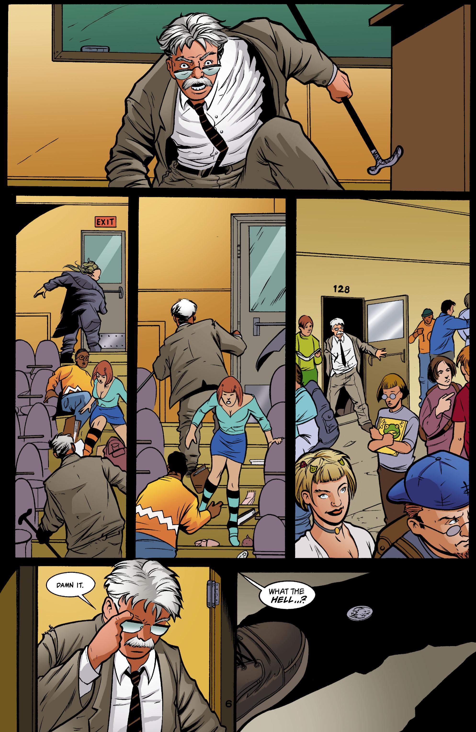 Detective Comics (1937) 778 Page 6