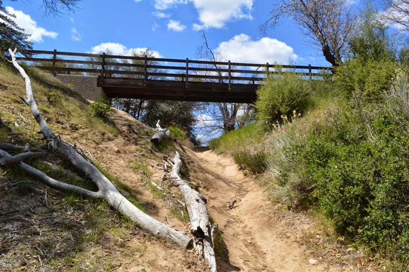 My Own 100 Hikes: HIke 2013 023 -- Miller Canyon Trail, Lake