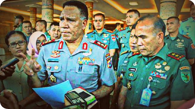 Jelang 1 dan 2 Desember TNI dan Polri Siap Amankan Tanah Papua