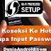 Cara Masuk Hotspot Wi-Fi tanpa Input Sandi dari HP Android