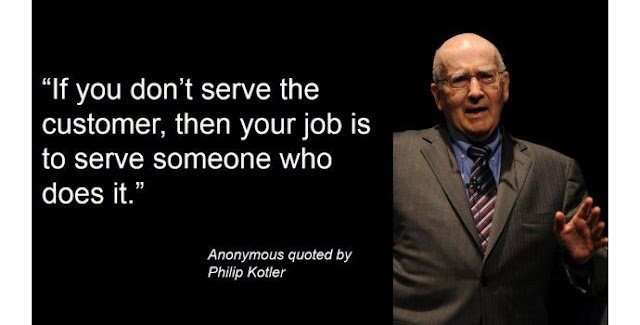 Quote by Philip Kotler
