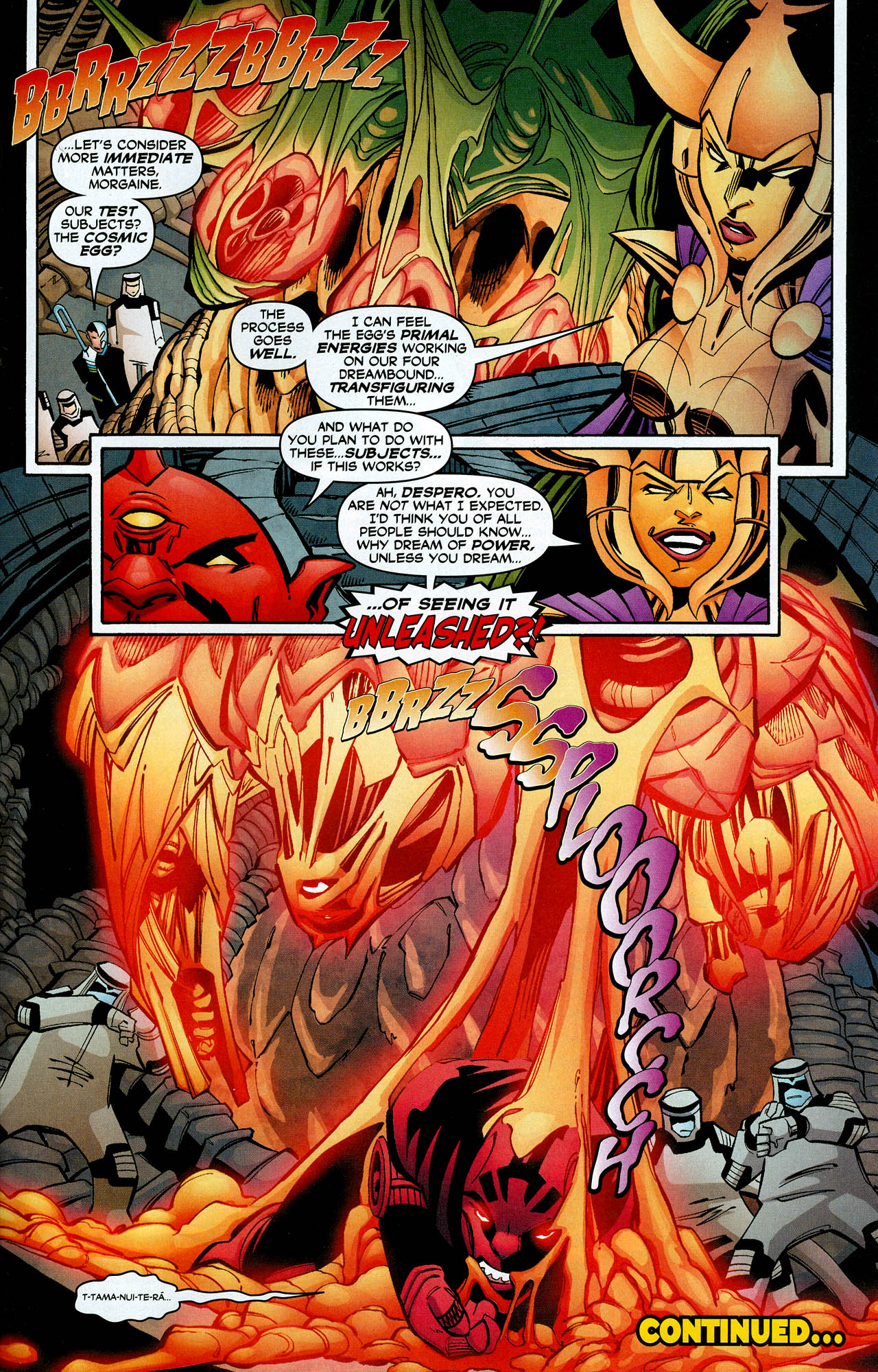 Read online Trinity (2008) comic -  Issue #8 - 31