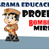 Bombeiros da Cidade de Goiás abrem inscrições para o programa educacional Bombeiro Mirim