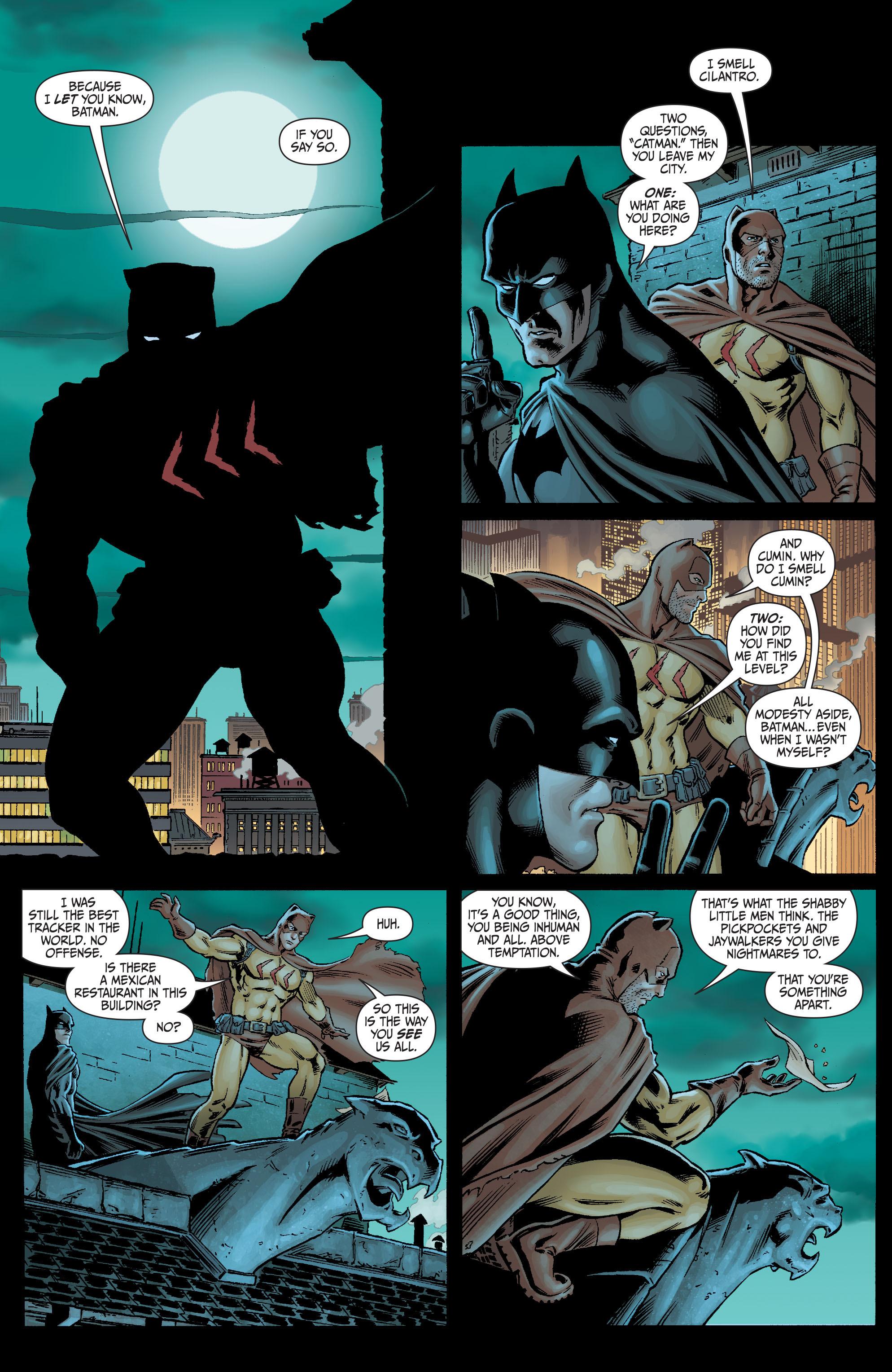 Read online Secret Six (2008) comic -  Issue #2 - 3