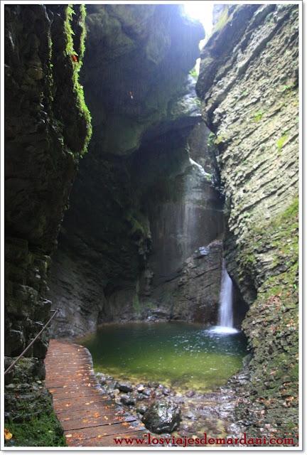Cascada Kozjak