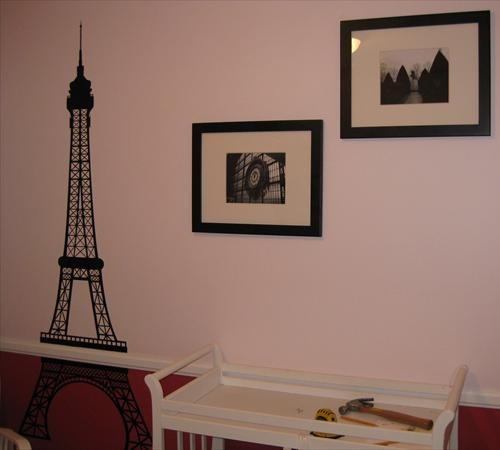 Parisian Baby Nursery Design, Pictures, Remodel, Decor And
