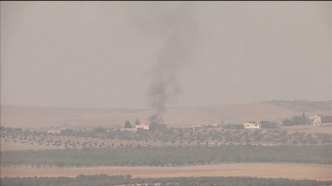 Bombardeios turcos na Síria matam dezenas no domingo - MichellHilton.com