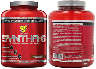 BSN SYNTHA-6, My go-to protein powder