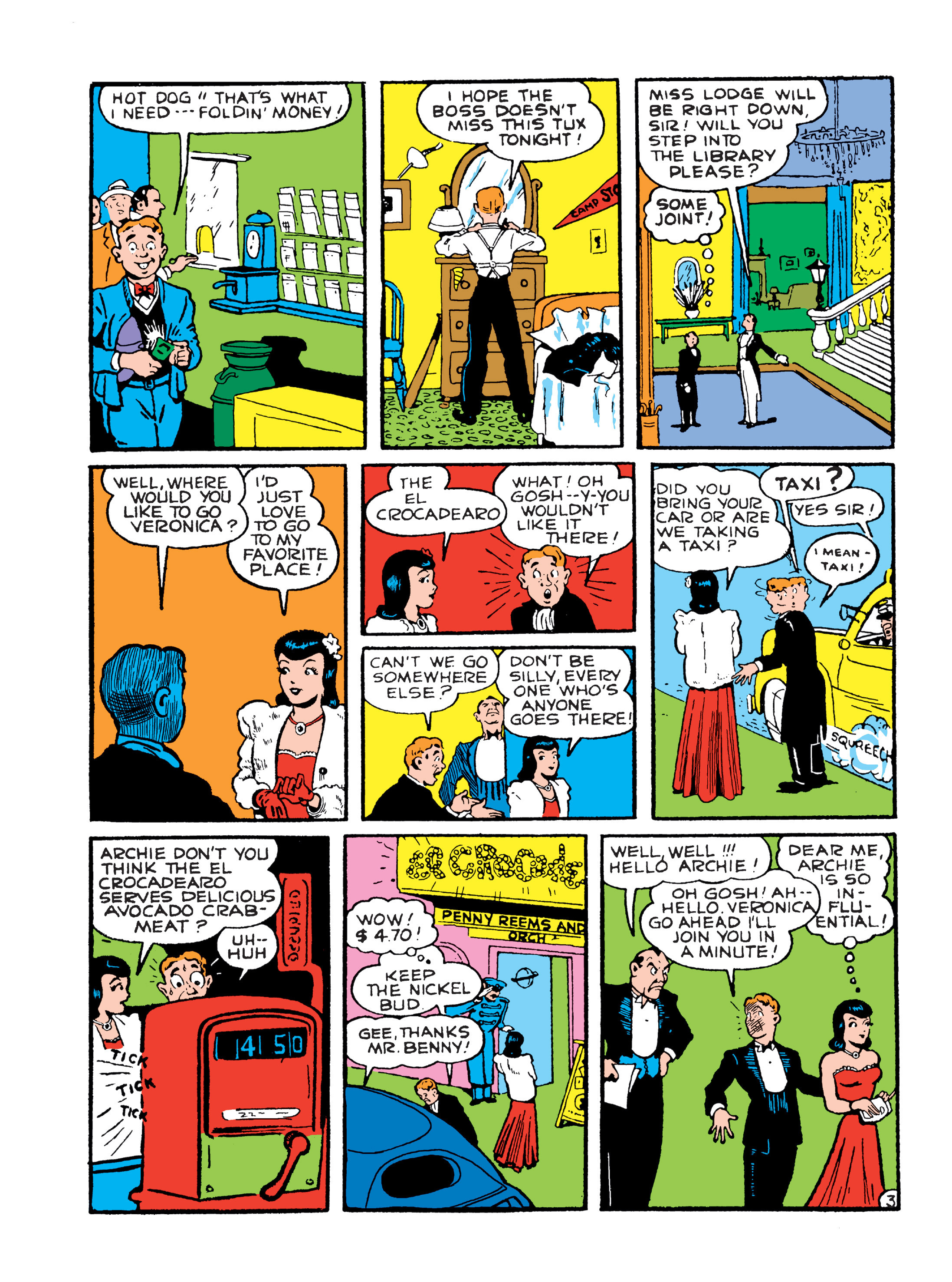 Read online Archie 1000 Page Comics Blowout! comic -  Issue # TPB (Part 3) - 194