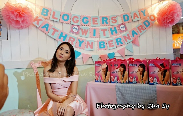Kathryn Bernardo Juicy Cologne Endorser Renewal of Contract Juicyfied