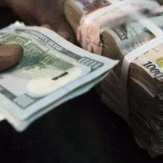 Naira loses ground against US dollar