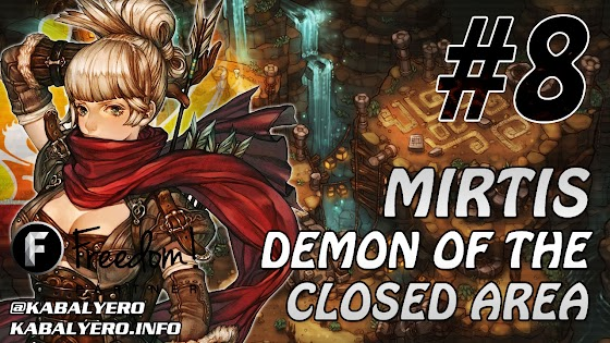 Tree Of Savior Gameplay #8 ★ Demon Of The Closed Area Mirtis ★ Villagers Rescued