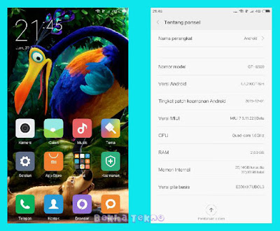 Download Dan Cara Instal Custom Rom MIUI 7 Di Samsung S4 Korean Version (SHV-E300K, E300L, E300S) Dengan Mudah