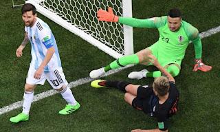 ملخص وأهداف مباراة الأرجنتين وكرواتيا كأس العالم..ترتيب المجموعة الرابعة بعد خسارة الأرجنتين