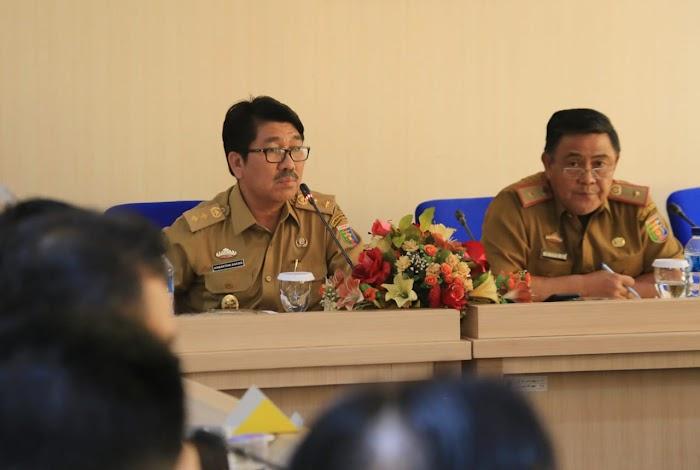Gubernur Ridho Segera Terbitkan Surat Edaran agar Kabupaten/Kota Sisihkan APBD untuk Penanganan Korban Tsunami