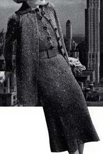 The Vintage Pattern Files : Free 1930's Knitting Pattern - Times Square 3 Piece Suit Pattern