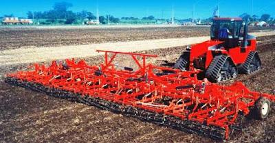 Pengertian dan Fungsi Cultivator (Kultivator/ Alat penyiang mekanis)