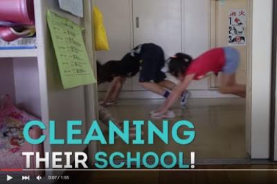 Cara Sekolah Jepang Mendidik Anak Jadi Mandiri