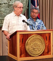 photo courtesy office of Hawaii governor