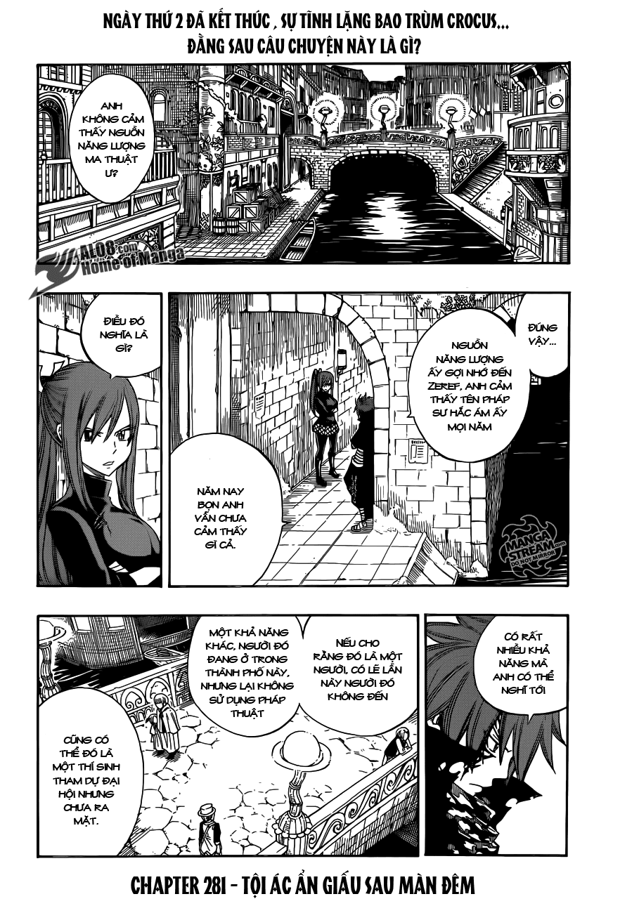 Fairy Tail chap 281 trang 2