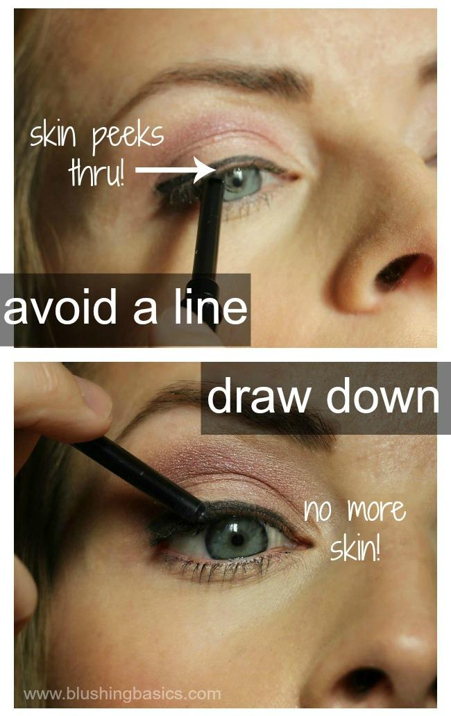 Blushing Basics: Tips For Applying Eyeliner