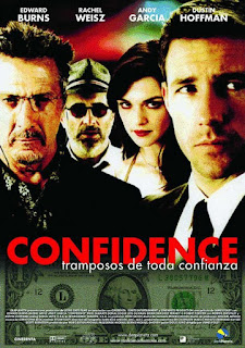 Confidence คอนฟิเด็นซ หักหลังปล้น (2003) [พากย์ไทย+ซับไทย]