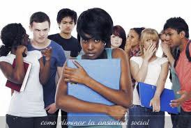 como eliminar la ansiedad social