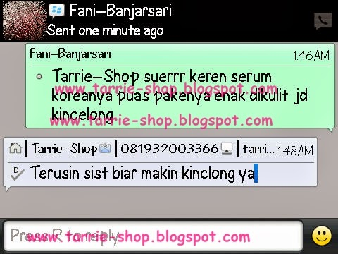 Testimoni NEW Formula Serum Korea White Magic