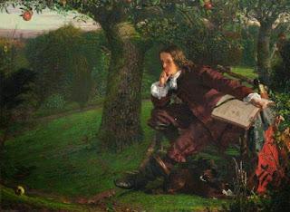 Biografi Sir Isaac Newton - Penemu Hukum G  Lahir dalam keadaan prematur, awalnya orang disekitarnya mengganggap Newton tidak akan bertahan hidup, namun dengan perlahan Newton kecil mematahkan anggapan mereka dan terus hidup.Tidak seperti ilmuwan lainnya yang bakat atau kecerdasaannya sudah terlihat sejak muda, Newton kecil tumbuh dengan ejekan temannya semasa sekolah karena dinilai sebagai anak yang bodoh, pemalu, pendiam dan mudaj tersinggung.Namun berkat tekadnya untuk mematahkan anggapan mereka, Newton belajar dengan giat hingga menjadi juara kelas.   Semasa kuliah Newton juga tidak begitu menonjol, bahkan Newton pernah tidak lulus kuliah geometri.Bidang yang paling Newton adalah matematika, fisika, astronomi dan filsafat.Newton lahir di Woolstrope, Inggris tepat pada Natal tahun 1642. Di masa bocah, dia menunjukkan kecakapannya dalam bidang mekanika dan amat terampil. Namun, sang ibu yang berharap Newton dapat menjadi petani, mengeluarkannnya dari sekolah. Newton pun berhasil membujuk sang ibu untuk dapat meneruskan sekolah karena beranggapan bahwa bakatnya bukanlah menjadi petani. Dia pun kembali bersekolah, bahkan masuk ke Universitas Cambridge.                                       Kecemerlangannya semakin terlihat, Newton menyerap seluruh ilmu matematika dan pengetahuan mengenai Fisika dengan cepat. Di usia dua puluh satu sampai dua puluh tujuh, Newton sudah meletakkan dasar-dasar pemikiran tentang