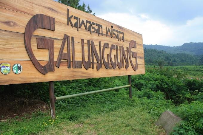 Indahnya Objek Wisata di Kawasan Gunung Galunggung Tasikmalaya