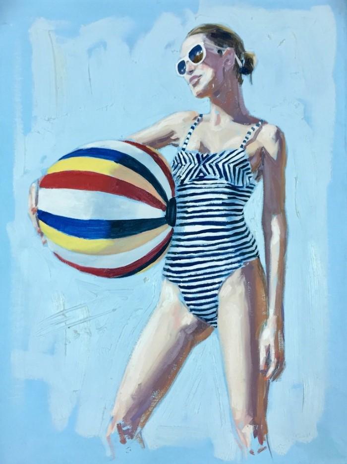 Кубинский художник.