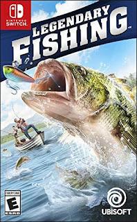 Legendary Fishing SWITCH XCI NSP NSZ