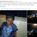 Omg! Woman who was almost gang raped is rescued by the RRS...photo