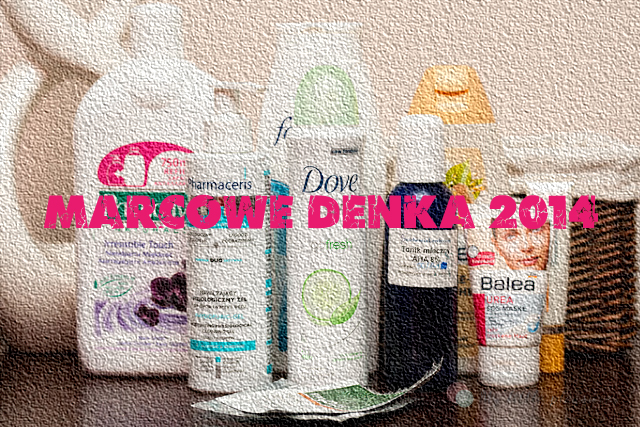 Marcowe denka 2014