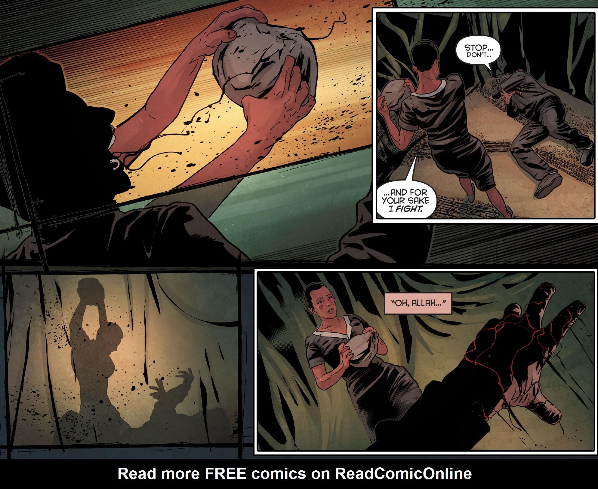 Read online Arrow: Season 2.5 [I] comic -  Issue #11 - 11