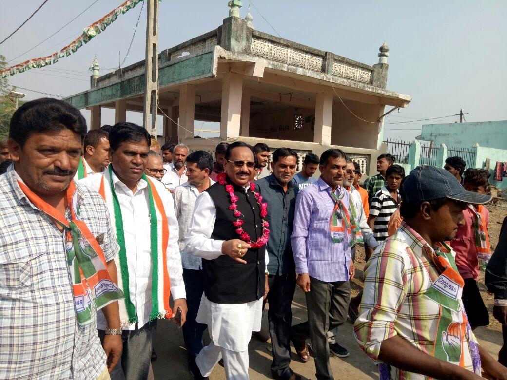 अनिल भगत वसावा के समर्थन में सांसद भूरिया ने सभा कर किया प्रचार-MP-Bhuria-organized-rally-in-support-of-Anil-Bhagat-Vasava