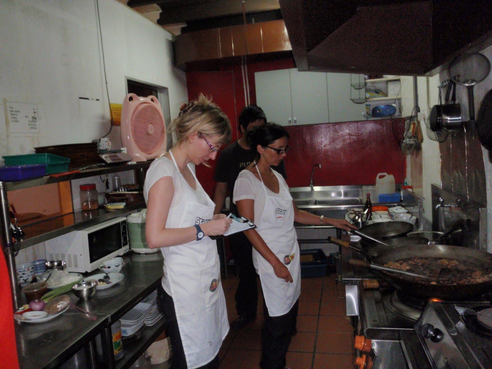 Malacca Nyonya Peranakan Restaurant Cooking Course Anna