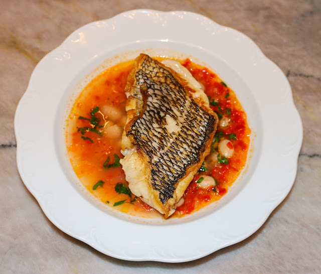 Walnut Street Cafe - Black Bass