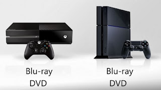 Xbox One and PS 4 Discs played