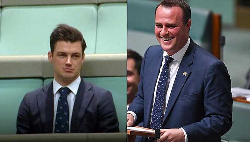 Deputado na Austrália pede namorado em casamento durante discurso no Parlamento