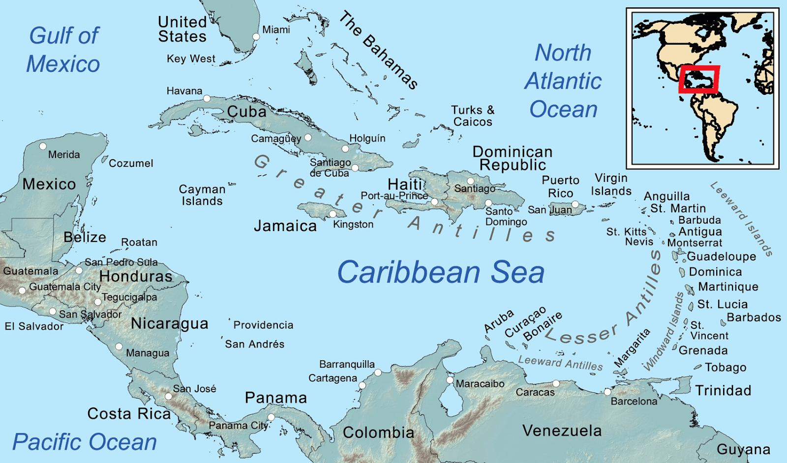 加勒比海系咖啡-多明尼加