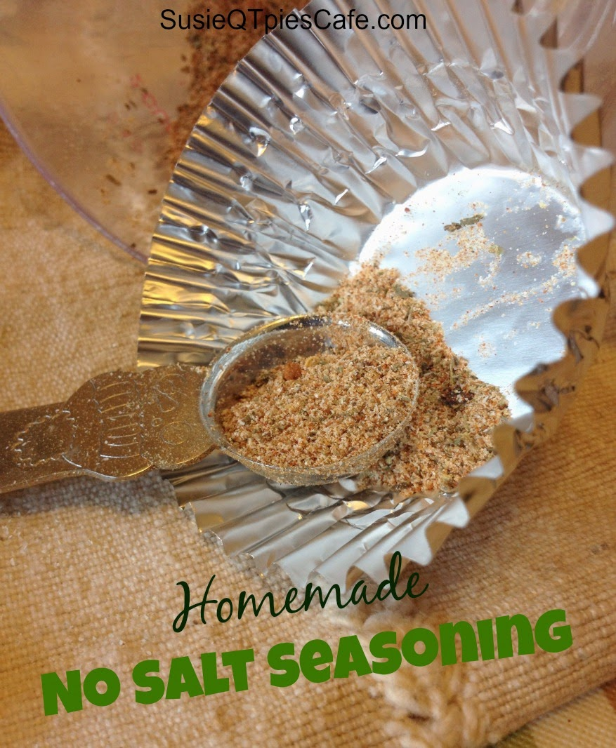 no salt seasoning mix recipe