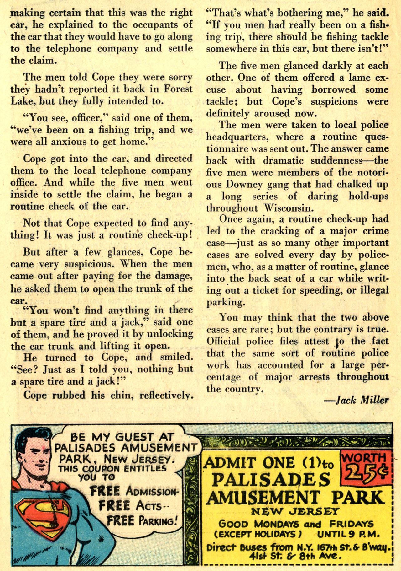 Read online Detective Comics (1937) comic -  Issue #236 - 26