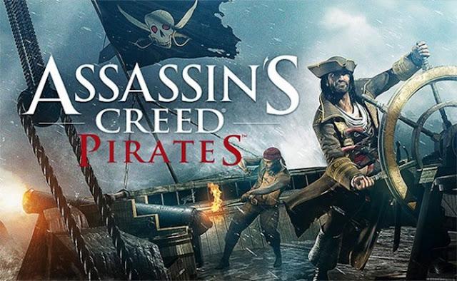تحميل لعبة Assassin's Creed Pirates للاندرويد اخر اصدار مجانا