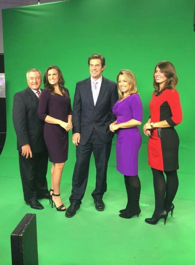 THE APPRECIATION OF BOOTED NEWS WOMEN BLOG : Fox 17's ...
