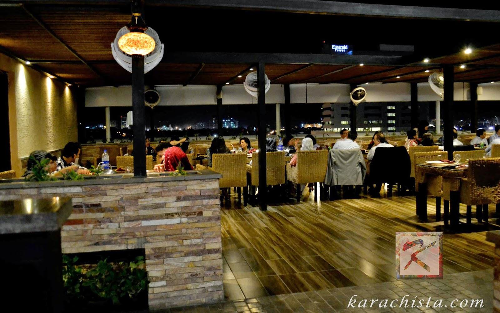 Ocean Grill - Zameer Ansari's upscale branch at Ocean Mall
