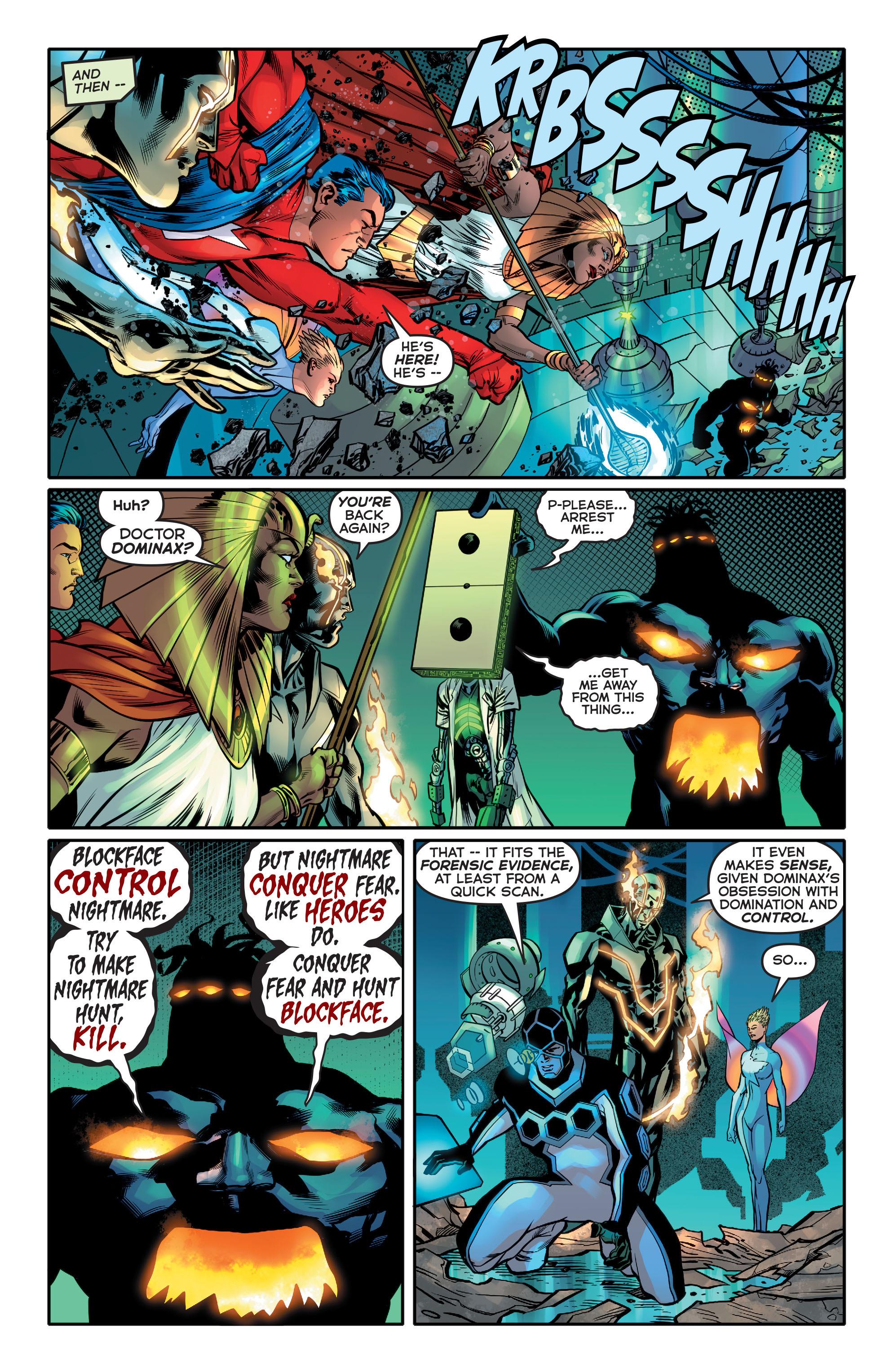 Read online Astro City comic -  Issue #31 - 22